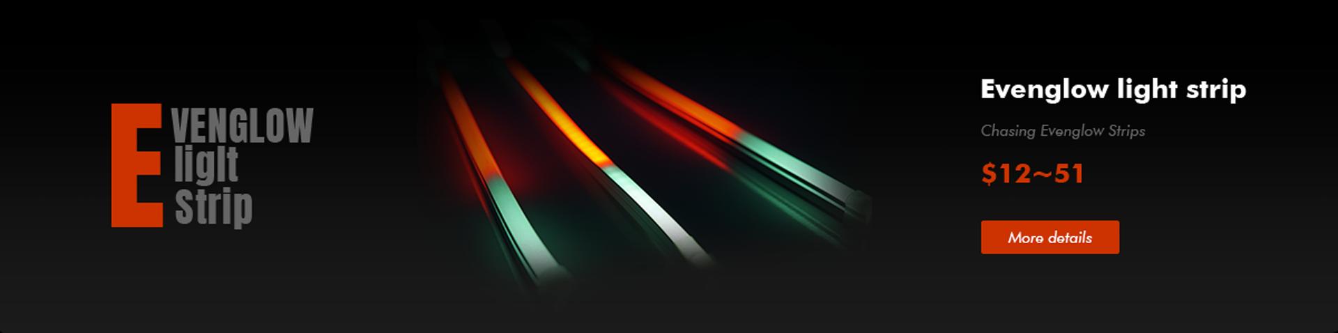 led light strips for car interior